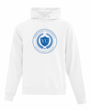 Load image into Gallery viewer, YU WHITE ATC™ EVERYDAY FLEECE HOODIE