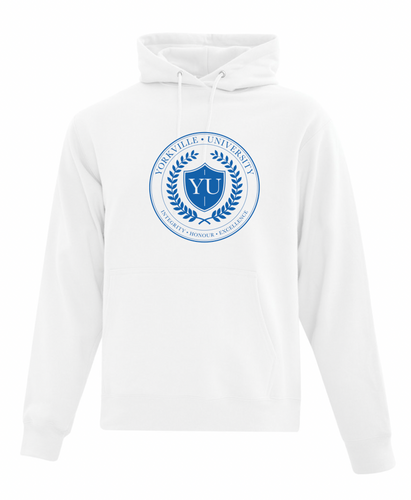 YU WHITE ATC™ EVERYDAY FLEECE HOODIE