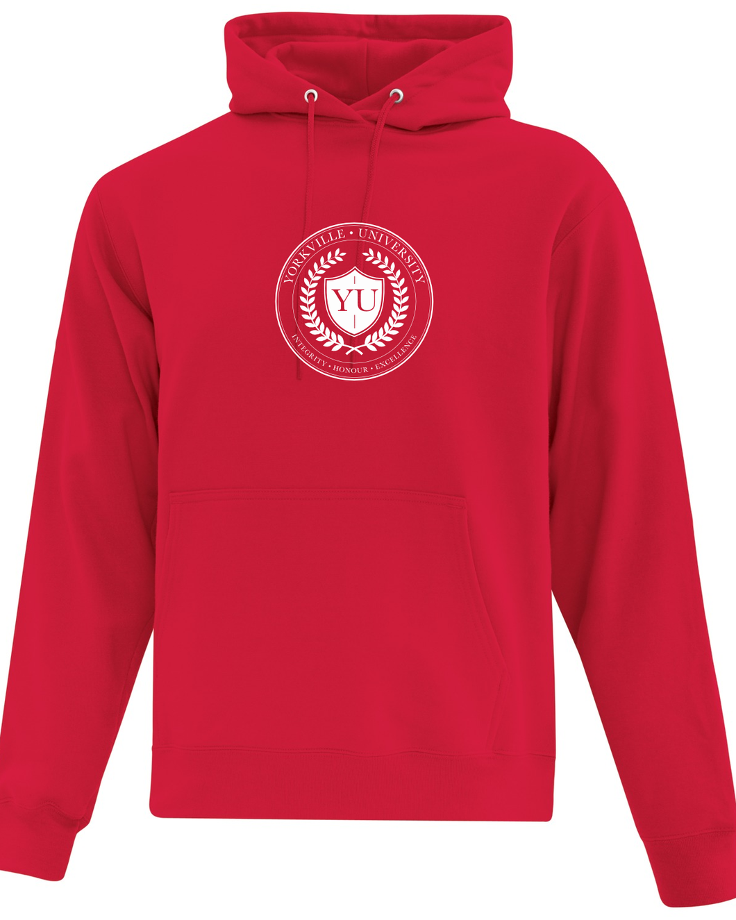 YU RED ATC™ EVERYDAY FLEECE HOODIE