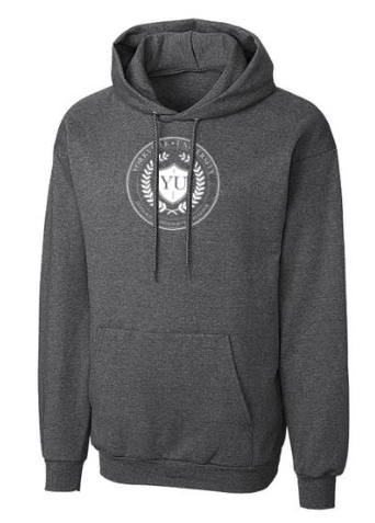 YU DARK GREY ATC™ EVERYDAY FLEECE HOODIE