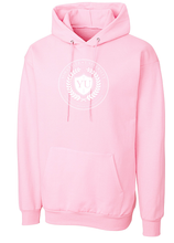 Load image into Gallery viewer, YU PALE PINK FLEECE P/O HOODIE