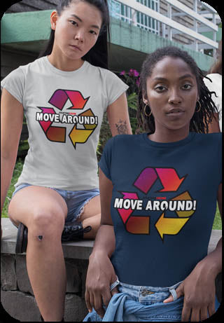 Move Around T-Shirt