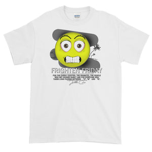 Open image in slideshow, JAMOJIE - FRIGHTEN FRIDAY T-Shirt