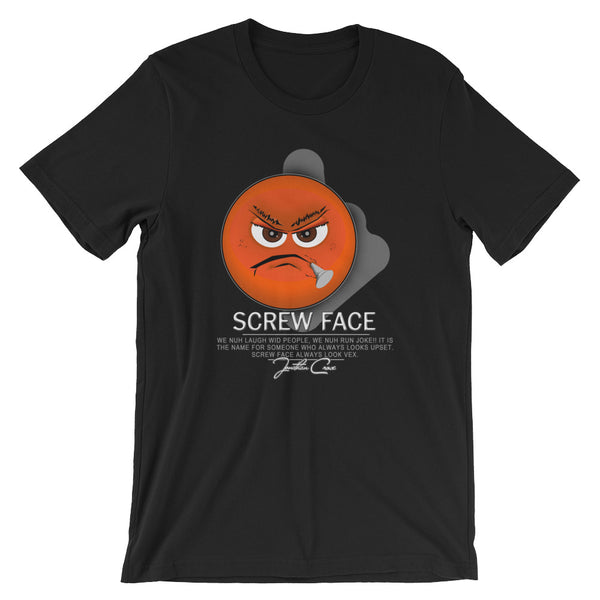 JAMOJIE - SCREW FACE T-Shirt