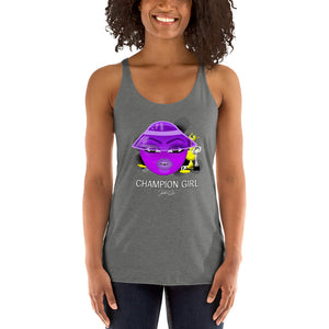 Open image in slideshow, T Champion Girl Tank