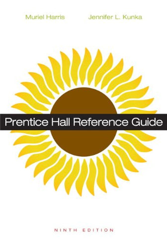 Prentice Hall Reference Guide (9th Edition)