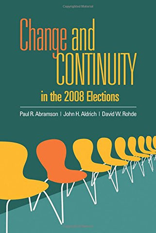 Change and Continuity in the 2008 and 2010 Elections