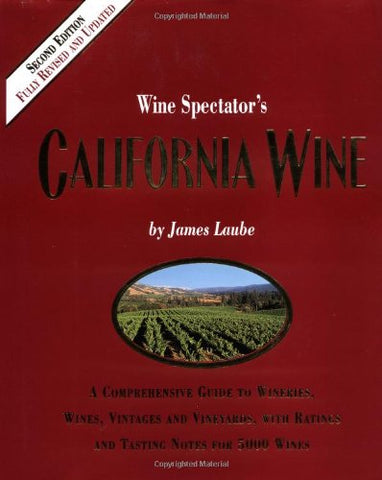 Wine Spectator'S: California Wine