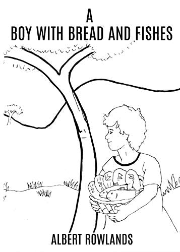 A Boy With Bread And Fishes