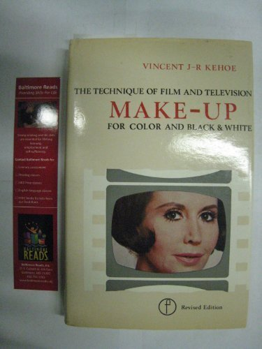 The Technique Of Film And Television Make-Up (Library Of Communication Techniques)