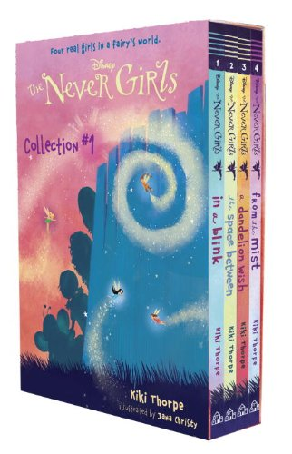 The Never Girls Collection #1 (Disney: The Never Girls) (Disney Fairies)