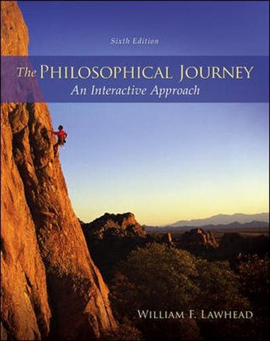 The Philosophical Journey: An Interactive Approach (Philosophy & Religion)