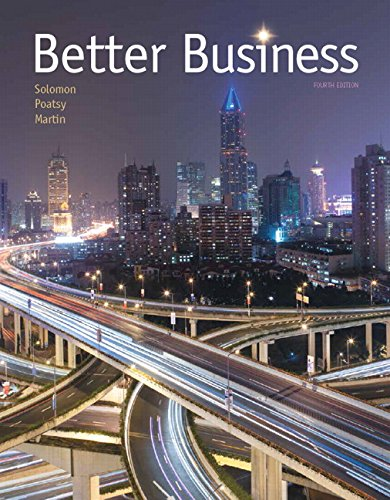 Better Business (4th Edition)