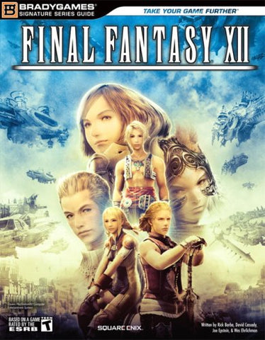 Final Fantasy XII Signature Series Guide (Bradygames Signature Guides)