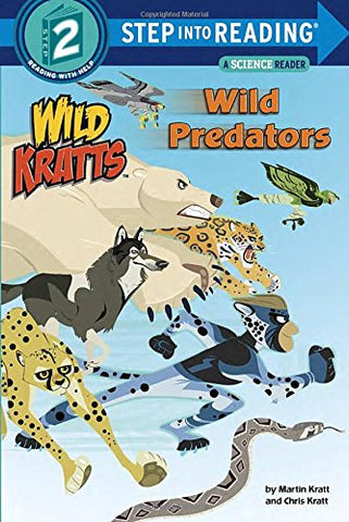 Wild Predators (Wild Kratts) (Step into Reading)
