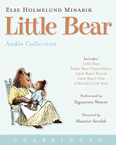 Little Bear Audio CD Collection: Little Bear, Father Bear Comes Home, Little Bear's Friend, Little Bear's Visit, and A Kiss for Little Bear