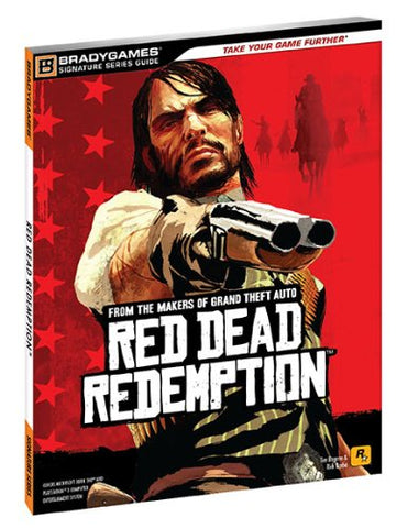 Red Dead Redemption Signature Series Strategy Guide (Bradygames Signature Guides)