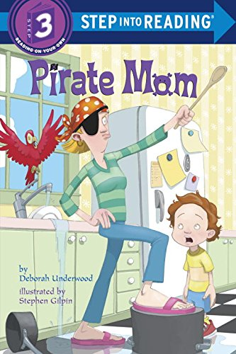 Pirate Mom (Step into Reading)