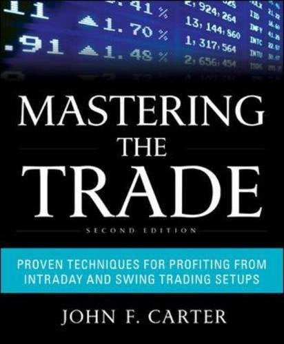 Mastering the Trade, Second Edition: Proven Techniques for Profiting from Intraday and Swing Trading Setups (Professional Finance & Investment)