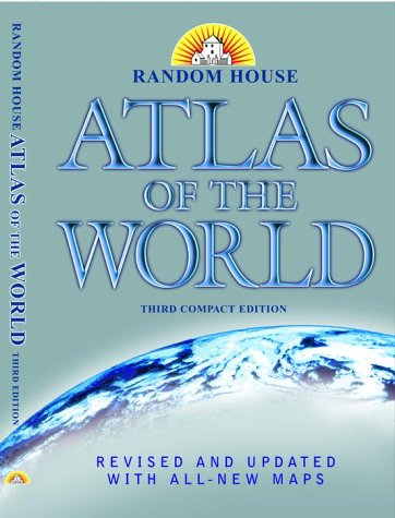 Random House Atlas of the World: Third Compact Edition