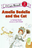 Amelia Bedelia and the Cat (I Can Read Level 2)