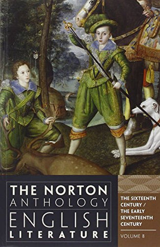 The Norton Anthology of English Literature (Ninth Edition)  (Vol. B) (Norton Anthology of English Literature (Paperback))