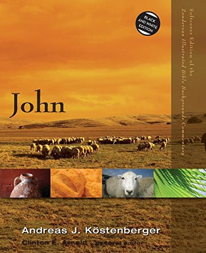 John (Zondervan Illustrated Bible Backgrounds Commentary)