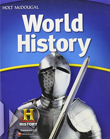 Holt McDougal World History (McDougal Littell Middle School World History)