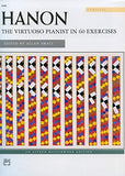 Hanon -- The Virtuoso Pianist: Complete (Comb-Bound Book) (Alfred Masterwork Edition)