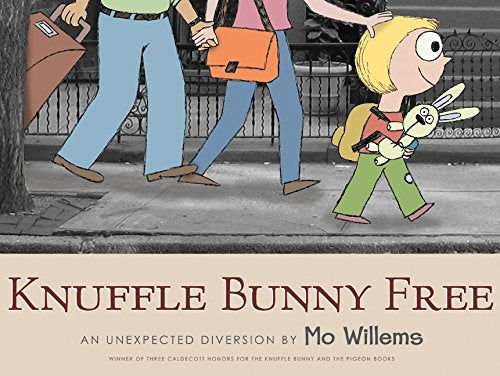 Knuffle Bunny Free: An Unexpected Diversion (Knuffle Bunny Series)