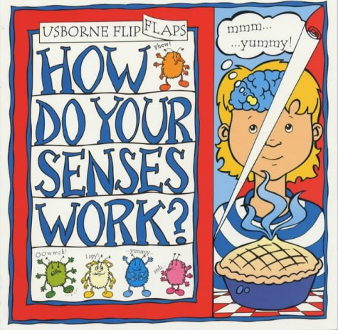 How Do Your Senses Work? (Flip Flaps Series)