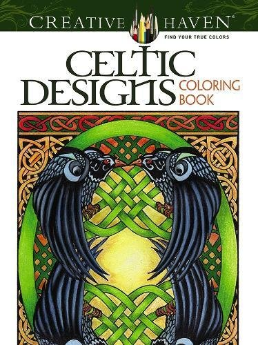 Creative Haven Celtic Designs Coloring Book (Adult Coloring)