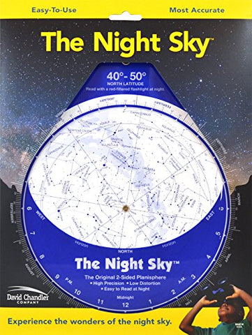 The Night Sky 40-50 (Large) Star Finder