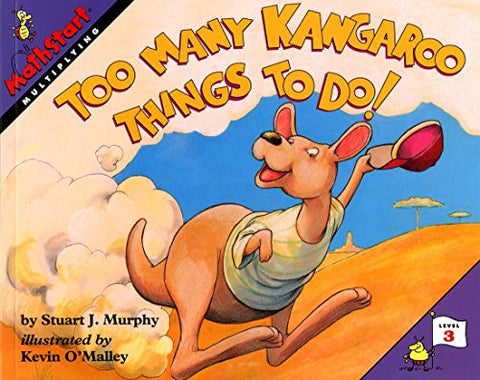 Too Many Kangaroo Things to Do! (Great Source Mathstart)