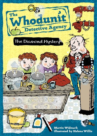 The Diamond Mystery #1 (The Whodunit Detective Agency)