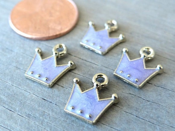 Crown charm, crown, princess crown,  Alloy charm, very high quality.Perfect for jewery making and other DIY projects