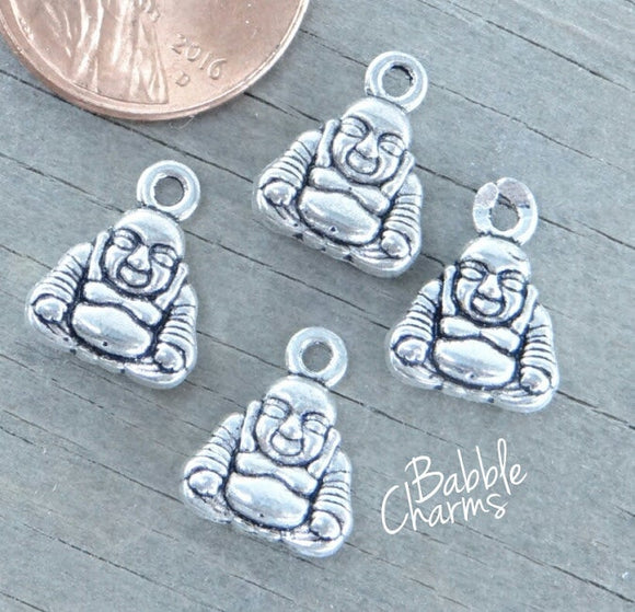 Buddha charm, buddha, buddha charm. Alloy charm, very high quality.Perfect for jewery making and other DIY projects