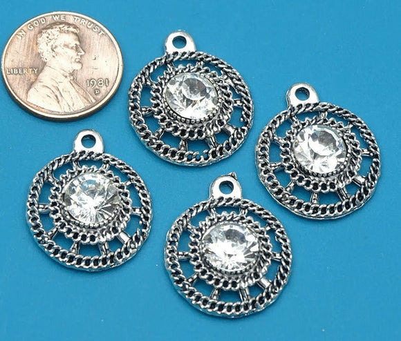 12 pc Decorative charm, charm, cute charm, wholesale charm, alloy charm