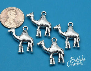 12 pc Camel, Camel charm, animal charms. Alloy charm ,very high quality.Perfect for jewery making and other DIY projects