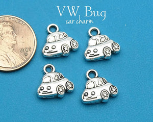 12 pc Car charm, cars car, travel, Charms, wholesale charm, alloy charm