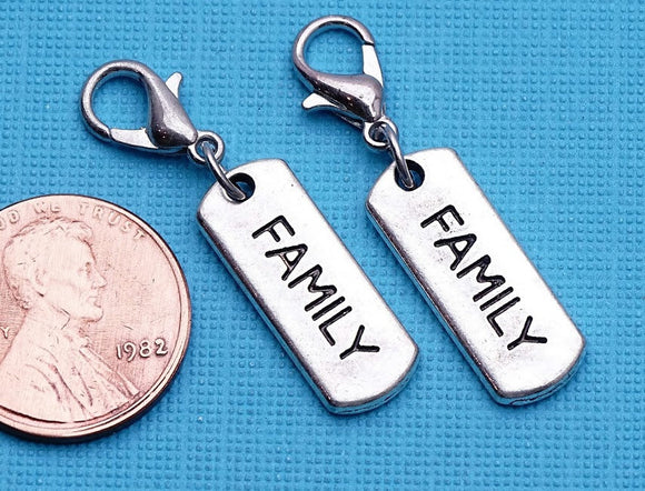 12 pc Family charm, family, family charms, Charms, wholesale charm, alloy charm