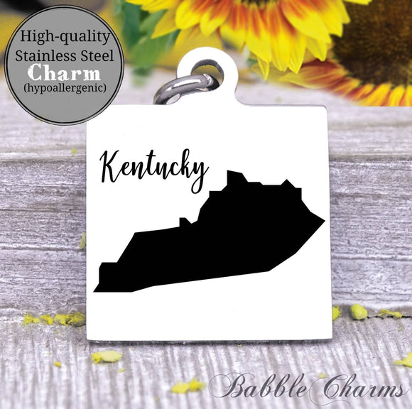 Kentucky, Kentucky charm, high quality..Perfect for DIY projects