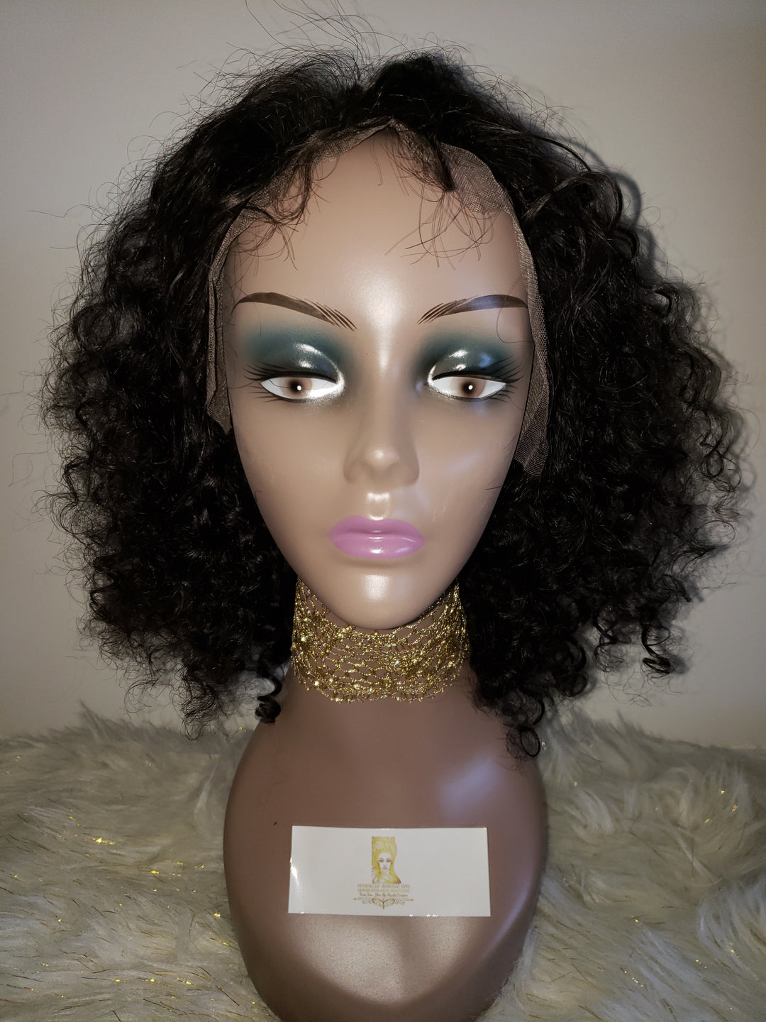 360 Lace Wig (Deep Curly)