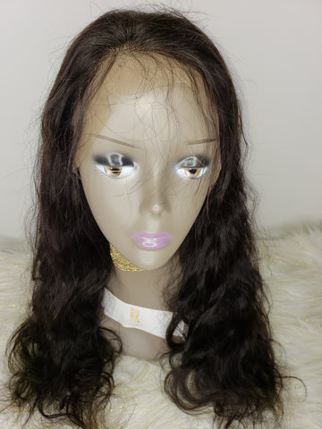 Full Front Lace Wig (Body Wave)