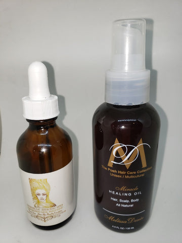 Posh Super Hair Growth Biotin and Vitamin Hair Growth System