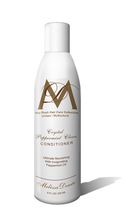 Crystal Peppermint Cream Conditioner