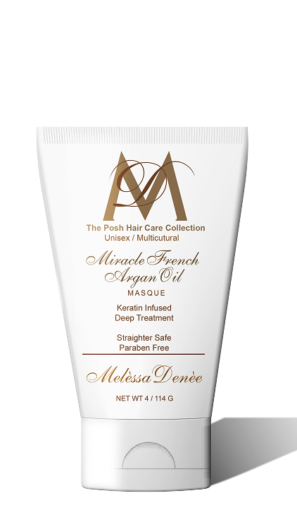 Miracle French Argan Oil - Masque