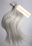 Peruvian Ash Blonde Straight Hair