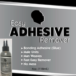 Easy Adhesive Remover | All Natural Unit Adhesive Remover | Safe For Skin (4oz)