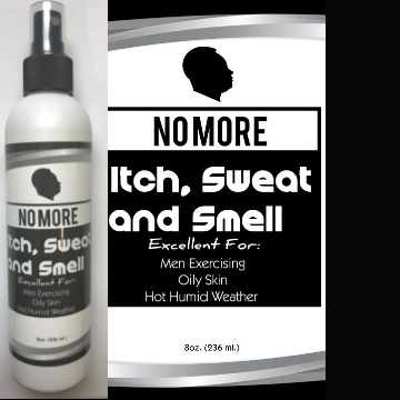 Itch-Smell-Sweat FREE | Scalp Protector